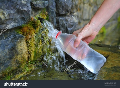 stock-photo-source-of-spring-water-bottle-filling-holding-hand-in-pyrenees-mountain-65501929